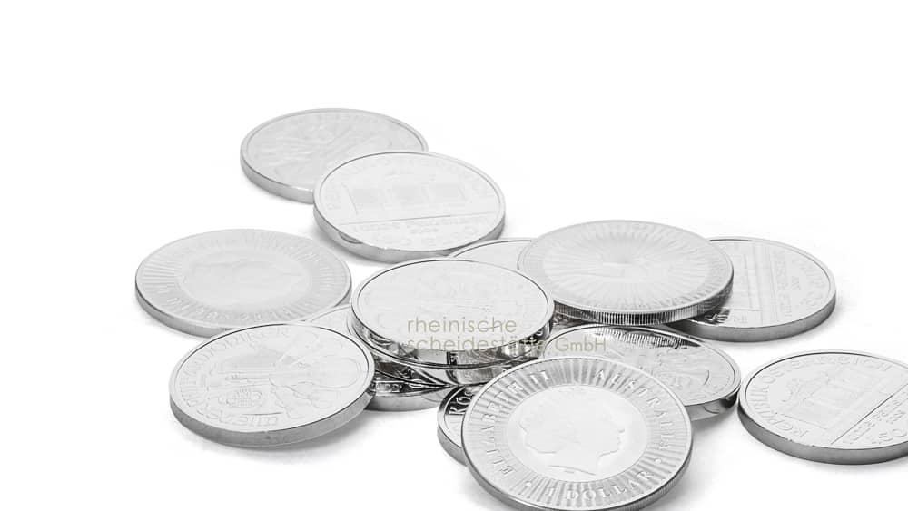 Silbermünzen kaufen Berlin Image