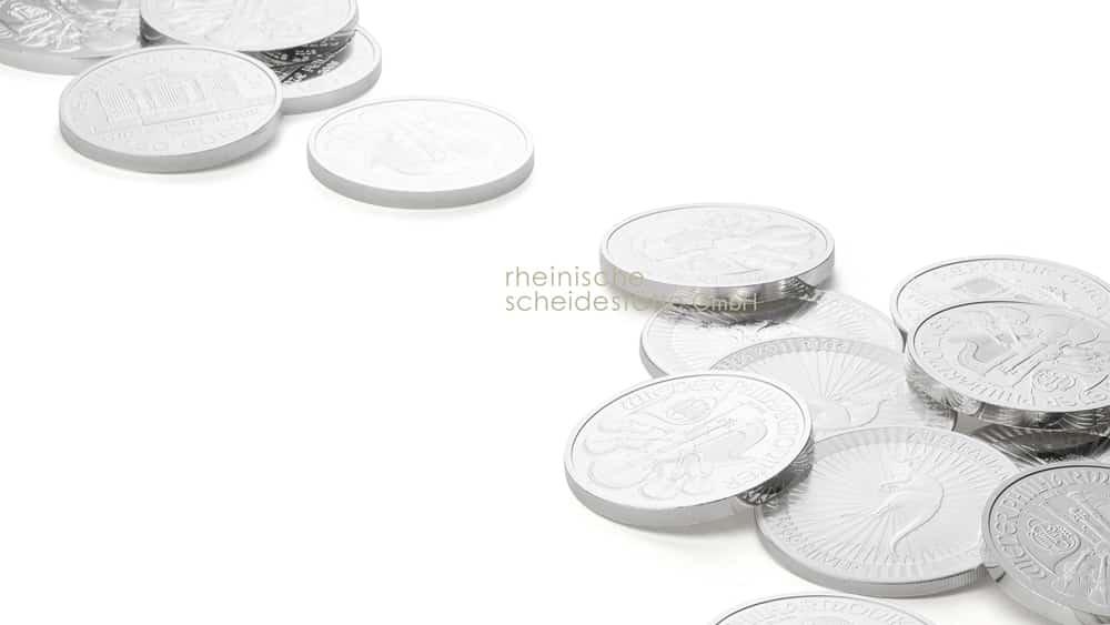 Silbermünzen kaufen Köln Image
