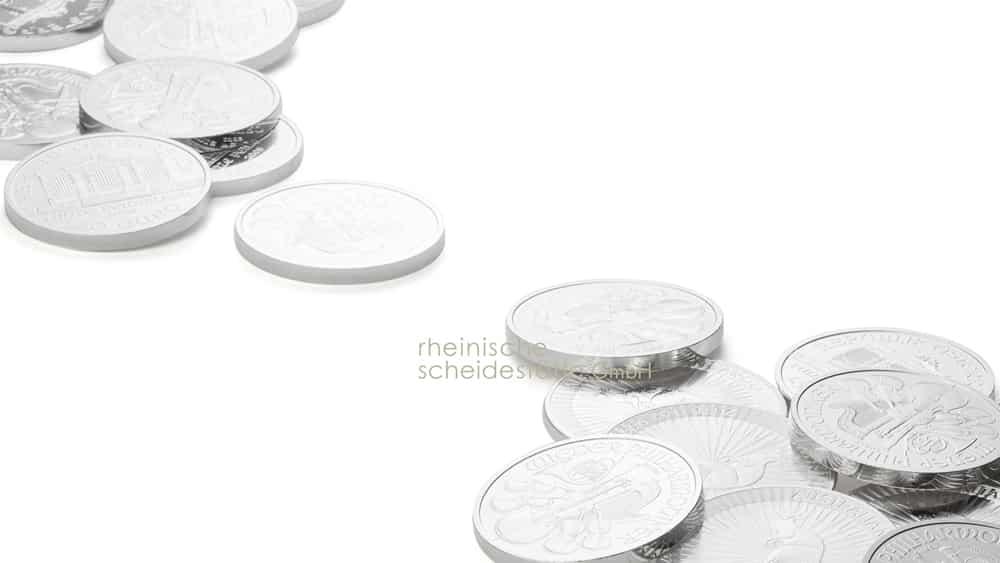 Silbermünzen kaufen Münster Image