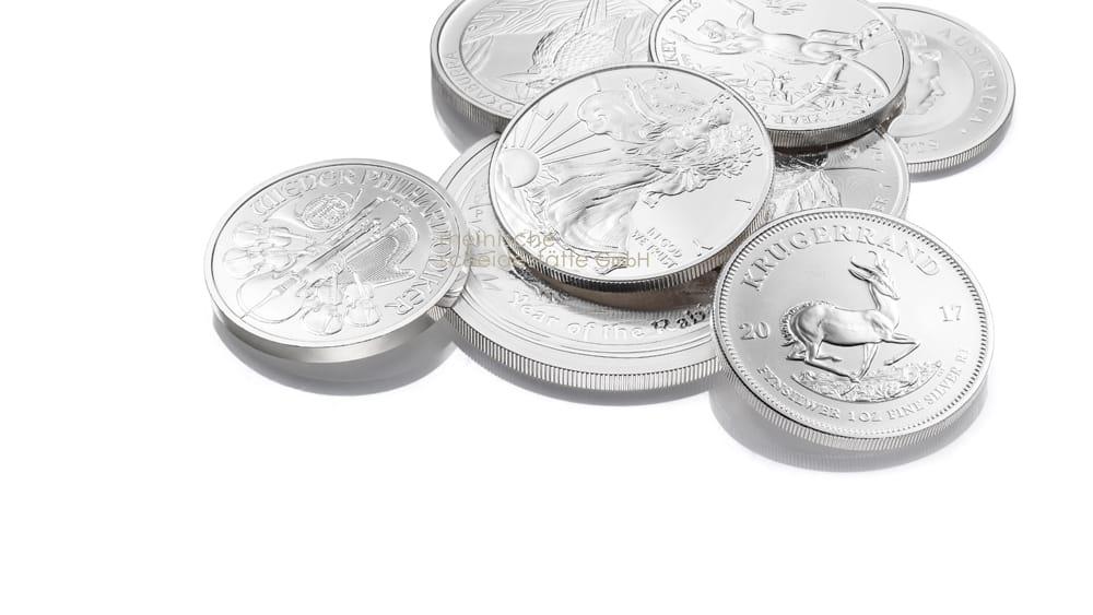 Silbermünzen kaufen Trier Image